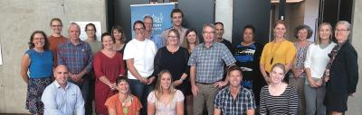 Image of Catchment Community Group workshop members