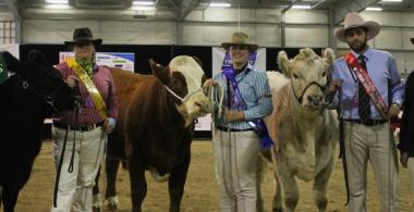 Hoof and Hook competition winners