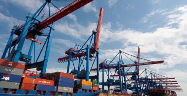 image of trade ships
